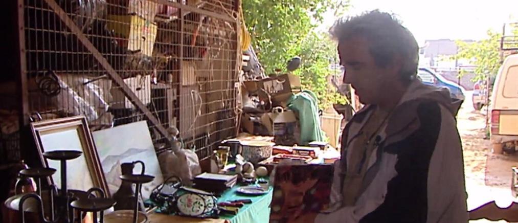 """Μόνο στον ΑΝΤ1: Ο """"αγώνας"""" εκείνων που βρέθηκαν ξαφνικά στο δρόμο (βίντεο)"""