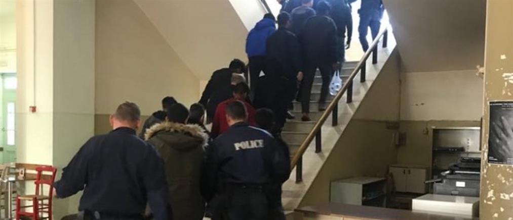 Συλλήψεις για την αιματηρή συμπλοκή στο Τυμπάκι