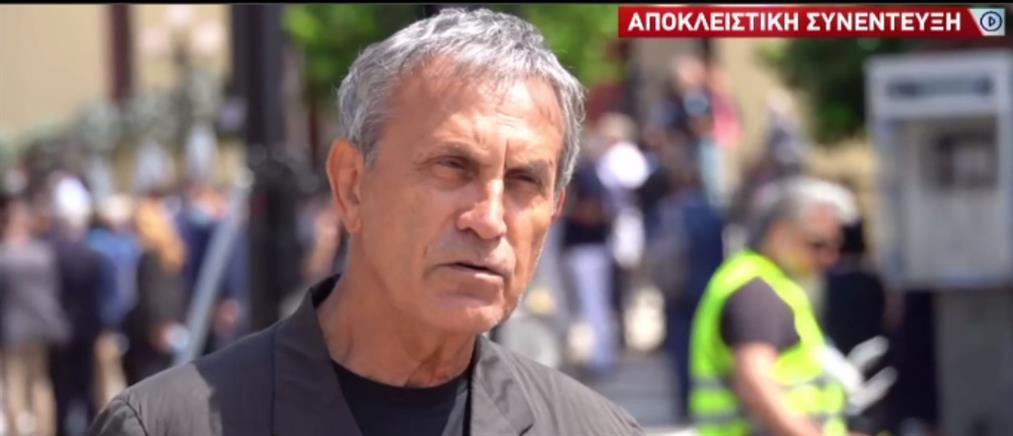Νταλάρας στον ΑΝΤ1: Ο Μίκης Θεοδωράκης είναι ένας λαϊκός ήρωας (βίντεο)