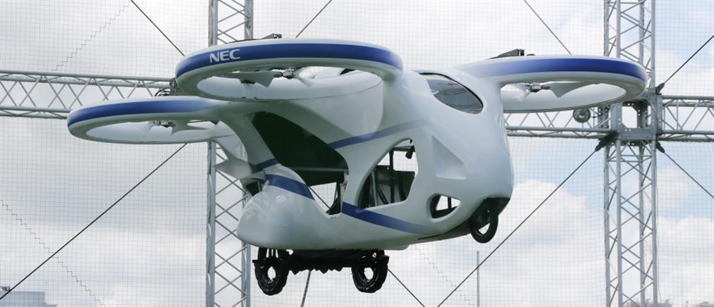 Έρχονται με ταχύτητα τα ιπτάμενα αυτοκίνητα (βίντεο)