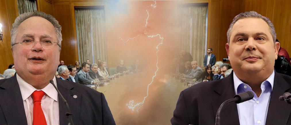 Πέτσας: μαζεύουμε τα σπασμένα των ΣΥΡΙΖΑ-ΑΝΕΛ στην εξωτερική πολιτική