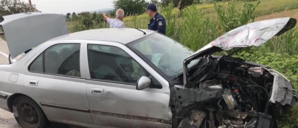 Νεκρός οδηγός σε τροχαίο δυστύχημα