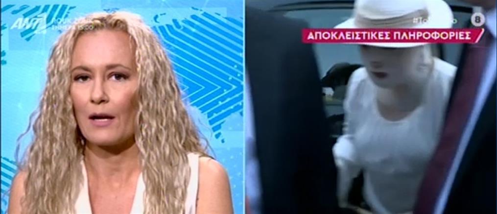 """""""Το Πρωινό"""": Η Ιωάννα Παλιοσπύρου στον τόπο της επίθεσης (βίντεο)"""