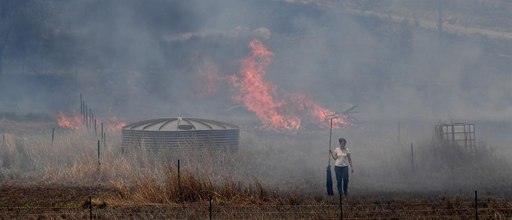 Εθελοντής πυροσβέστης κατηγορείται για εμπρησμούς