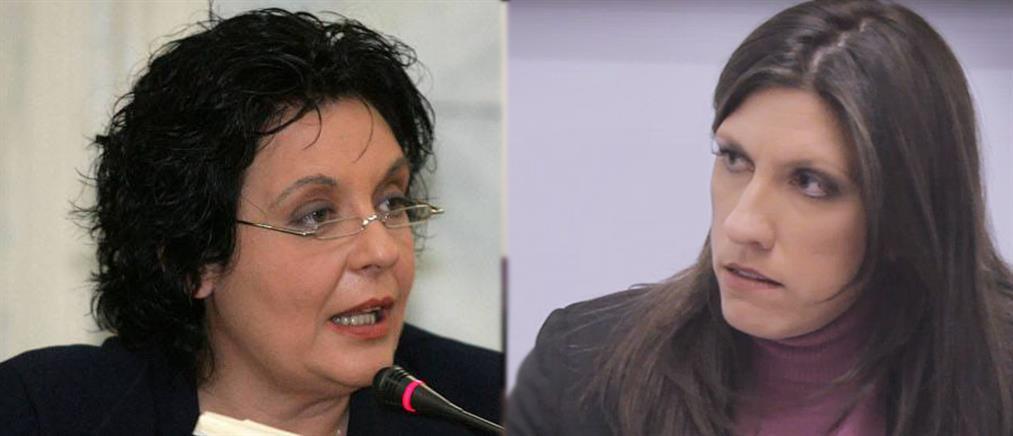 Κανέλλη: Η Κωνσταντοπούλου εξελίσσεται σε «μάνα του λόχου» για τη Χ.Α