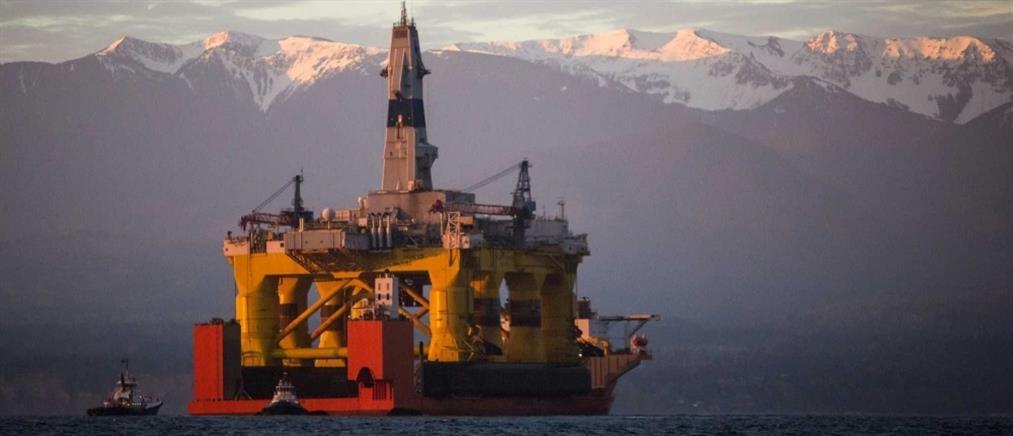 Η Shell σταματάει τις γεωτρήσεις της στην Αλάσκα