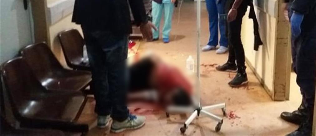 Μεθυσμένος τραυμάτισε γιατρό στο Κέντρο Υγείας Σοφάδων (εικόνες)