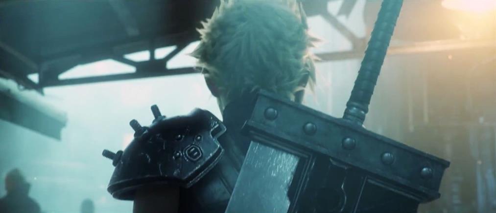 Έρχεται το remake του Final Fantasy VII – Δείτε το νέο trailer