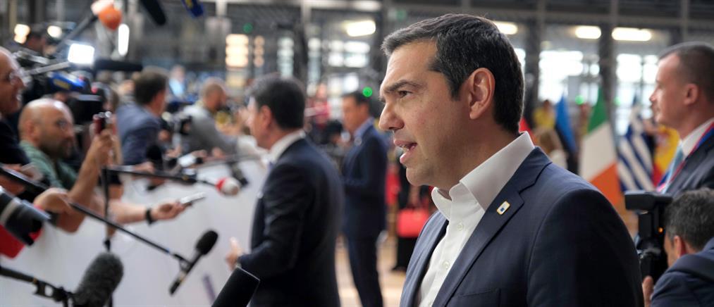 Τι ζήτησε ο Τσίπρας για τους νέους αξιωματούχους σε ΕΕ - ΕΚΤ
