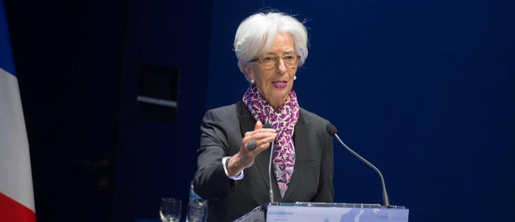 Λαγκάρντ: απροετοίμαστη η ευρωζώνη για την επόμενη κρίση