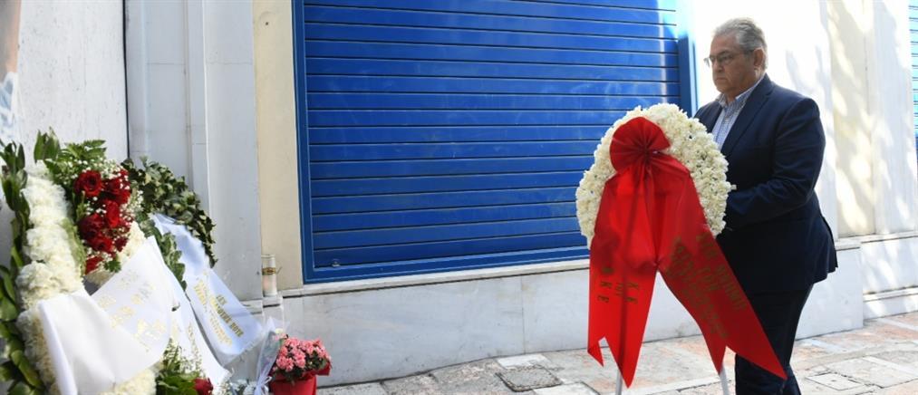 """Κουτσούμπας για Marfin: ευθύνη ΝΔ και ΣΥΡΙΖΑ το """"σκοτάδι"""" στις έρευνες"""
