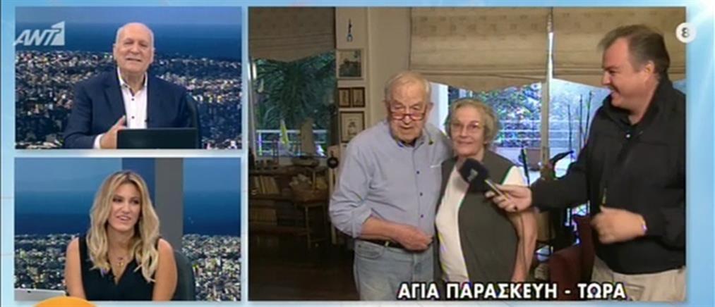Συγκλονίζει η μαρτυρία ηλικιωμένων στον ΑΝΤ1: Τους χτύπησαν και τους λήστεψαν μέσα στο σπίτι τους (βίντεο)