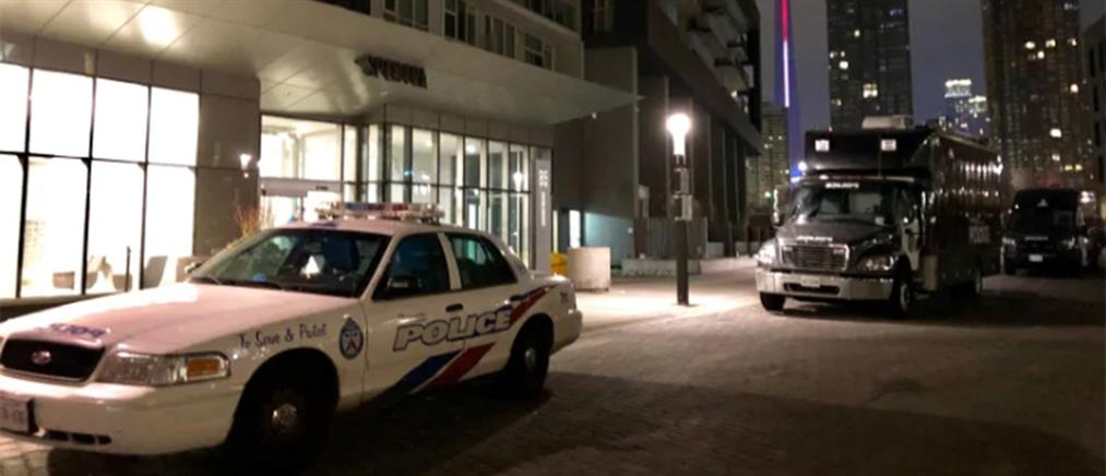 Καναδάς: Μακελειό μετά από ανταλλαγή πυρών (εικόνες)