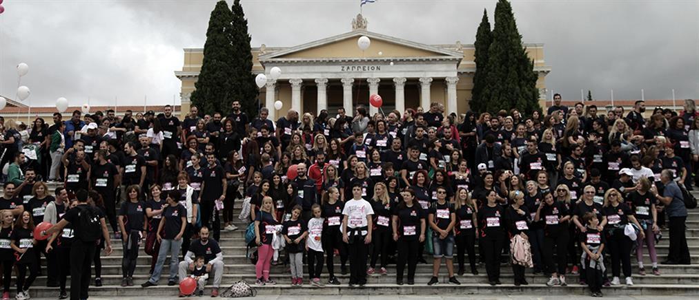 """Αναβάλλεται το """"Greece Race for the Cure"""" - Άκυρες οι κυκλοφοριακές ρυθμίσεις"""