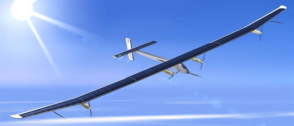 Ρεκόρ ατομικής πτήσης χωρίς στάση για το Solar Impulse 2