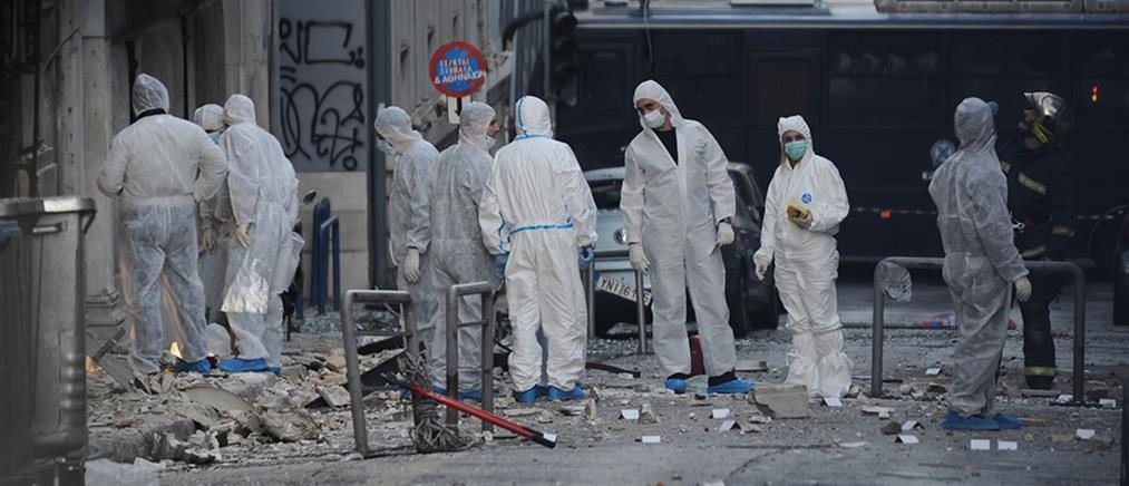 Η Ομάδα Λαϊκών Αγωνιστών ανέλαβε την ευθύνη για την έκρηξη στον ΣΕΒ