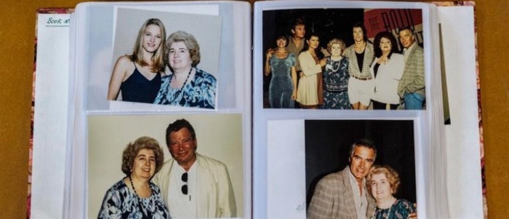 Το μυστήριο με την γυναίκα που είχε φωτογραφηθεί με πολλούς διάσημους