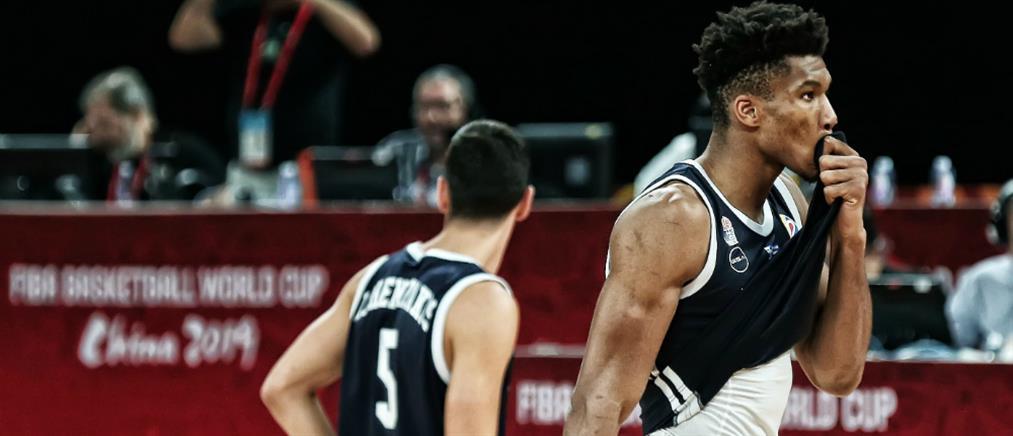 Εθνική Ελλάδος: Αρνητικό ρεκόρ η 11η θέση στο Μουντομπάσκετ (βίντεο)