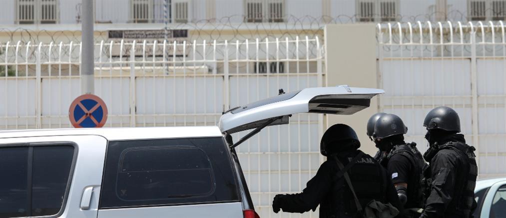 Φυλακές Κορυδαλλού: Έφοδος της ΕΛ.ΑΣ. στο Ψυχιατρείο