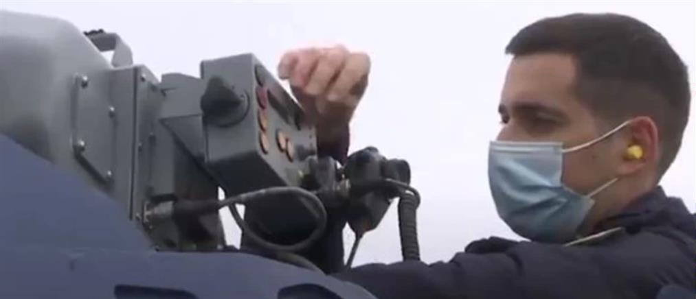 """""""Ηχητικό κανόνι"""" - Έβρος: Το νέο """"όπλο"""" που δοκιμάζουν οι συνοριοφύλακες (εικόνες)"""