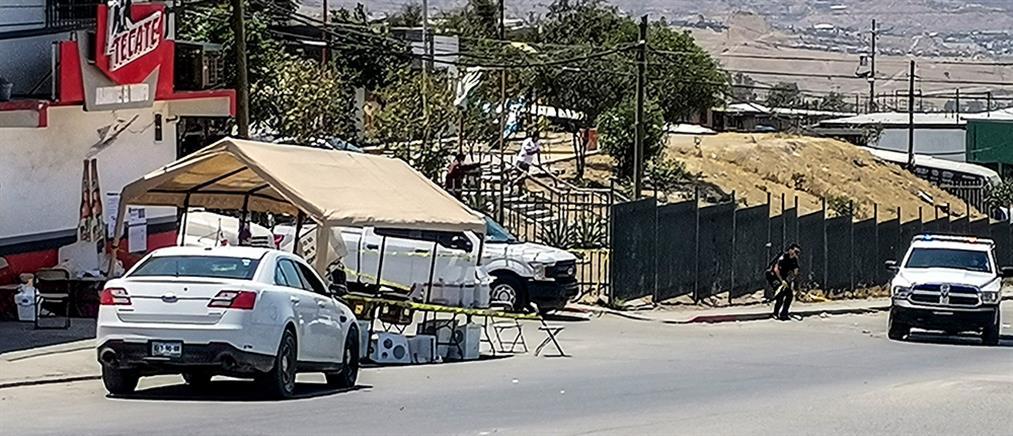 Μεξικό: Κομμένο κεφάλι πέταξε άνδρας σε εκλογικό τμήμα
