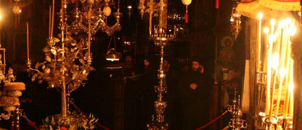 Ιερόσυλοι έκλεψαν κειμήλια από Ιερό Ναό στα Ιωάννινα