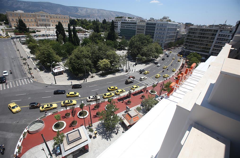ΣΥΝΤΑΓΜΑ - ΜΕΓΑΛΟΣ ΠΕΡΙΠΑΤΟΣ