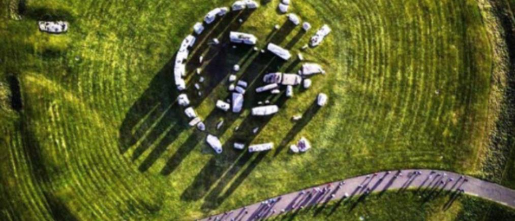 UNESCO: Εντυπωσιακές αεροφωτογραφίες Μνημείων Παγκόσμιας Κληρονομιάς (εικόνες)