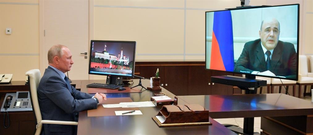 Κορονοϊός: Θετικός στον ιό ο Ρώσος Πρωθυπουργός