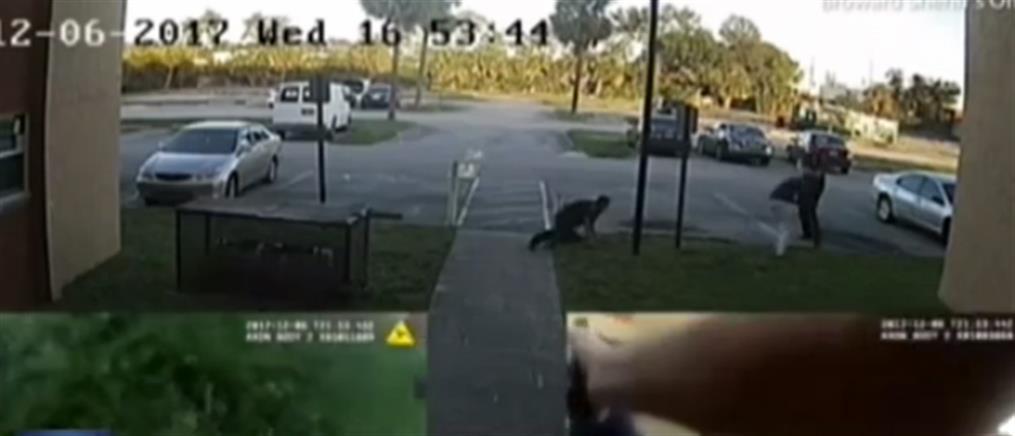Βίντεο – σοκ από εν ψυχρώ δολοφονία άνδρα από αστυνομικό