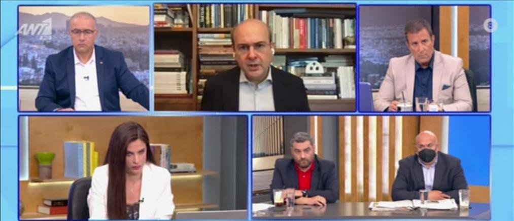 Χατζηδάκης στον ΑΝΤ1: έτσι θα λειτουργεί η ψηφιακή κάρτα για τους εργαζόμενους (βίντεο)