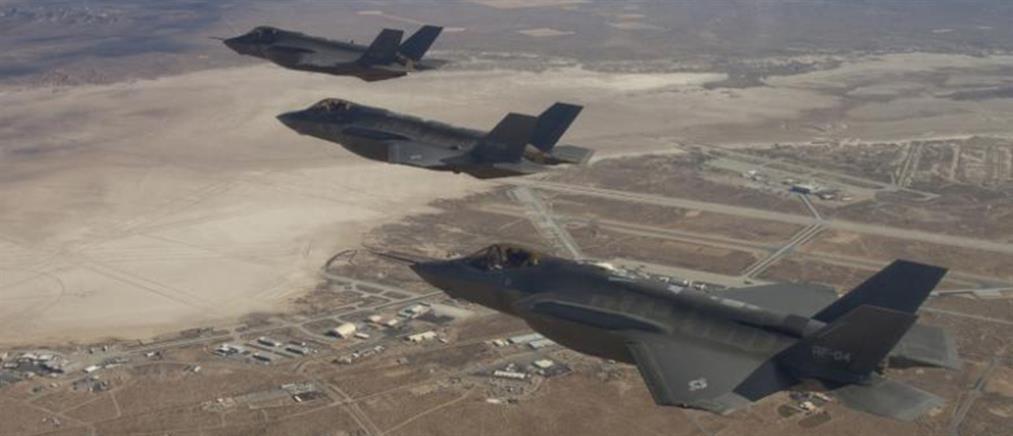 Αντιμέτωπη με οριστική αποπομπή από το πρόγραμμα των F-35 η Τουρκία