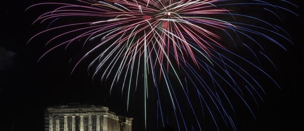 Πρωτοχρονιά: Tweet Πομπέο για το 2021 με φωτογραφία του Παρθενώνα (εικόνα)