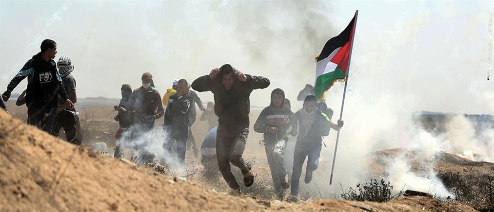 Αυξάνονται οι νεκροί Παλαιστίνιοι στη Γάζα (βίντεο)