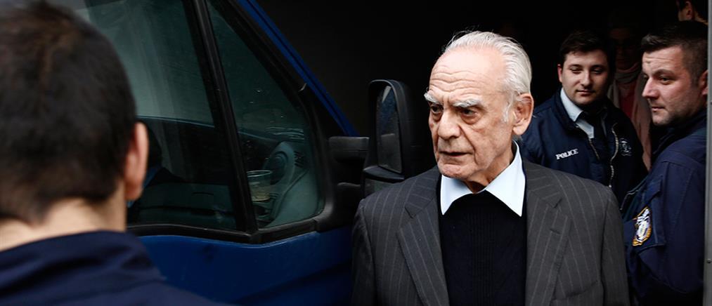 Βγαίνει από τη φυλακή ο Άκης Τσοχατζόπουλος