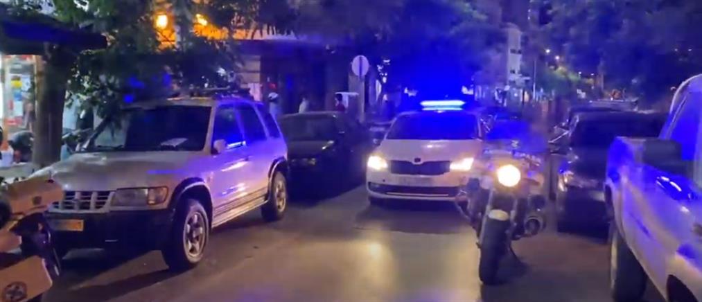 Θεσσαλονίκη: Αιματηρό επεισόδιο - βγήκαν μαχαίρια στο κέντρο