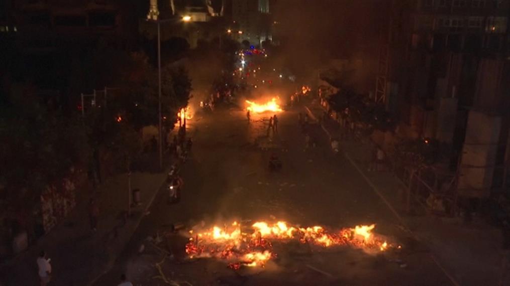 Αιματηρές διαδηλώσεις στο Λίβανο