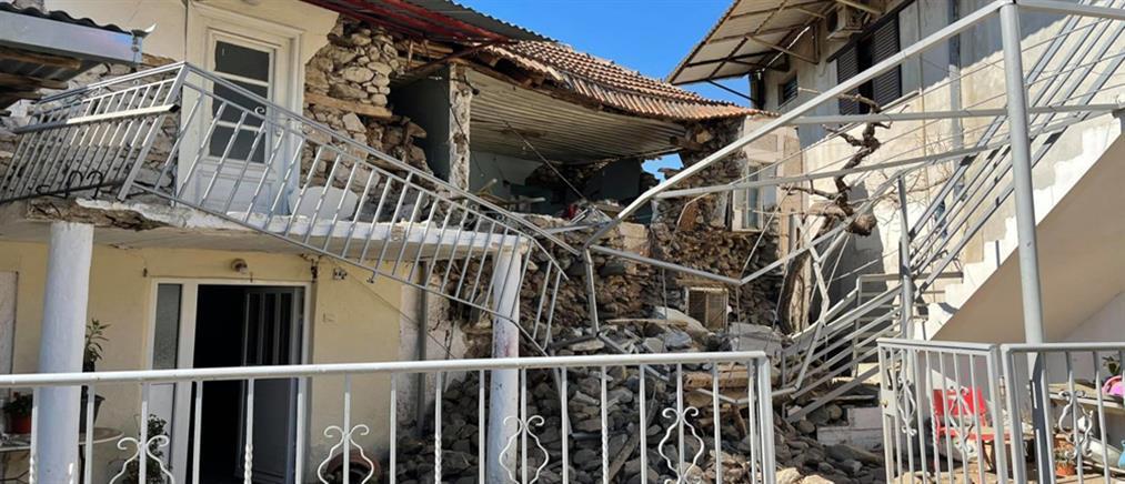 Σεισμός 6 Ρίχτερ: Σοκάρουν οι εικόνες από το Μεσοχώρι