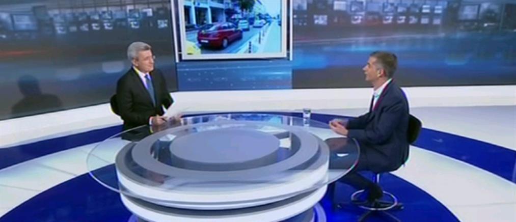 """Μπακογιάννης στον ΑΝΤ1: ο """"Μεγάλος Περίπατος"""" απαιτεί μικρές θυσίες από όλους μας (βίντεο)"""