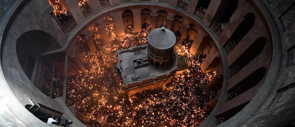 Ιεροσόλυμα: Ανοίγει ξανά ο Ναός της Αναστάσεως