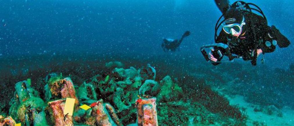 Αλόννησος: ανοίγει τις πύλες του ο Επισκέψιμος Ενάλιος Αρχαιολογικός Χώρος
