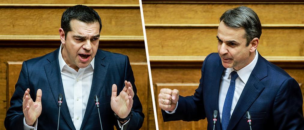 Τσίπρας: ο Μητσοτάκης το βάζει ξανά στα πόδια για την Συμφωνία των Πρεσπών
