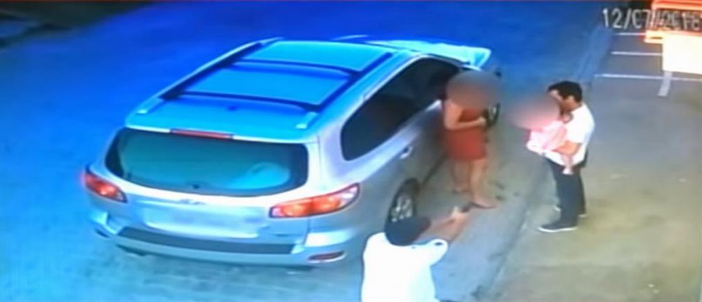Εν ψυχρώ δολοφονία δικηγόρου μπροστά στα μάτια της κόρης του (βίντεο)