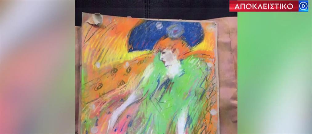 Αποκλειστικό ΑΝΤ1: Διεθνές κύκλωμα πίσω από την κλοπή πίνακα του Πικάσο (βίντεο)