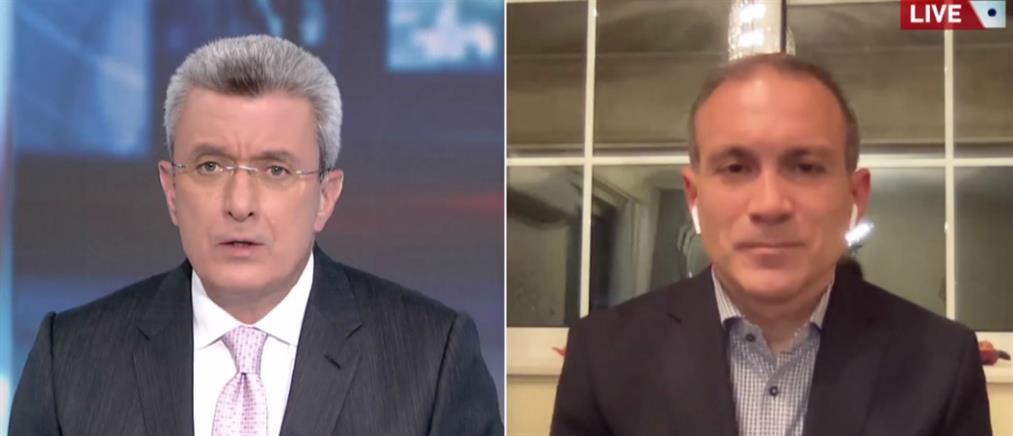 Κωνσταντίνος Φίλης: Πίεση στην ΕΕ από τις αμερικανικές κυρώσεις στην Τουρκία (βίντεο)