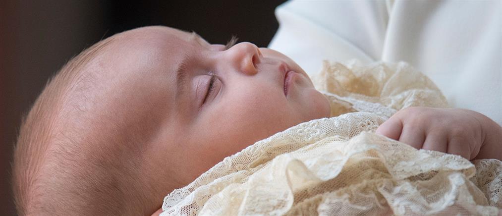Η βάπτιση του Πρίγκιπα Λούις (φωτό & βίντεο)
