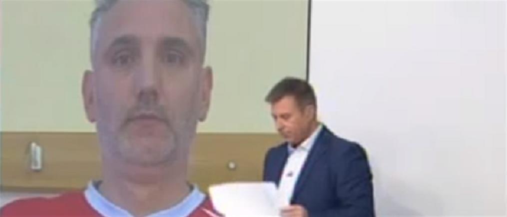 Συγκλονίζει αθλητής που νόσησε από κορονοϊό: κανείς δεν είναι άτρωτος (βίντεο)
