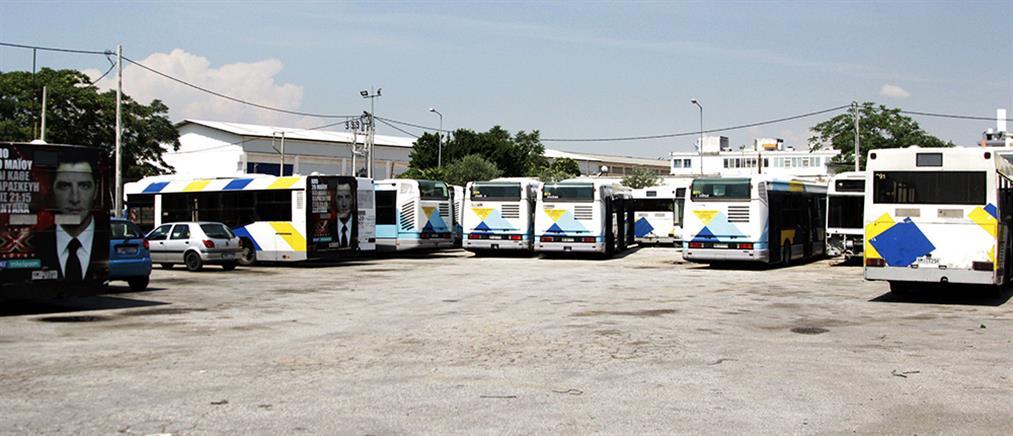 Εισβολή και προσαγωγές στο αμαξοστάσιο της ΟΣΥ