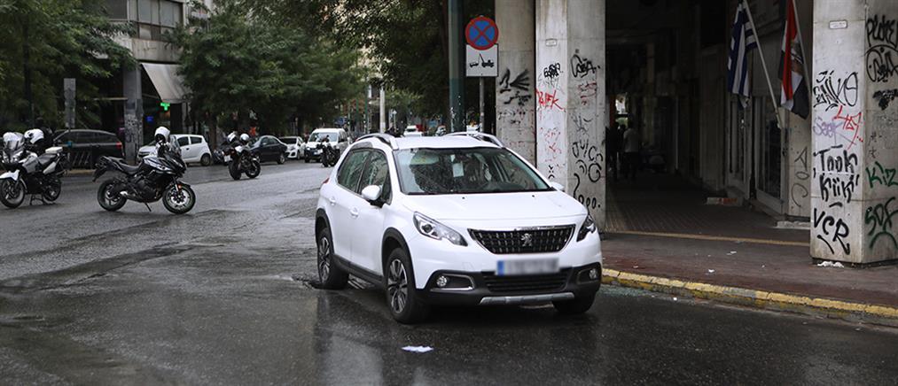 """Πυροβολισμοί στο κέντρο της Αθήνας: """"O κλέφτης ήθελε να σκοτώσει"""""""