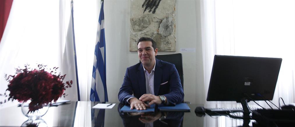 Στην Θεσσαλονίκη ο Αλέξης Τσίπρας